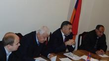 Քննարկում Վայոց ձորի մարզի 2017-2025թթ. զարգացման ռազմավարության մշակման ուղությամբ