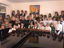 Տոնական միջոցառում նվիրված  Հայոց բանակի կազմավորման 25-րդ տարեդարձին