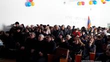 Հայոց բանակի կազմավորման 25-րդ տարեդարձին նվիրված միջոցառում Շատինի միջնակարգ դպրոցում
