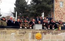 Հայոց բանակի կազմավորման 25-ամյակին նվիրված միջոցառում