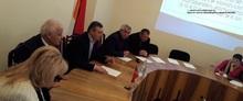 Տեղի ունեցավ ՀՀ Վայոց ձորի մարզի 2017-2025 թվականների զարգացման ռազմավարության նախագծի քննարկումը