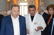 ՀՀ առողջապահության նախարարը աշխատանքային այցով եղել է Վայոց ձորում