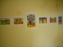 Մանկական նկարների ցուցահանդես` Եղեգնաձորում