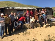 Շատին համայնքը <<Որդեգիր մի գյուղ>> ծրագրի շրջանակում ձեռք է բերել արևային 2 մարտկոցներ