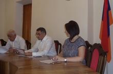 Կայացավ ՀՀ Վայոց ձորի մարզպետարանի ներքին աուդիտի կոմիտեի նիստը