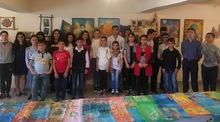 Տեղի ունեցավ <Որդեգրիր մի գյուղ> նախաձեռնության աջակցությամբ անցկացվող դասընթացների փակման արարողությունը