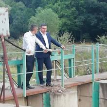 ՀՀ բնապահպանության նախարարի տեղակալի կողմից կատարվել է Եղեգիս գետի ջրային  ռեսուրսների ուսումնասիրություն