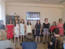 Գրադարանավարի օրվան նվիրված միջոցառում՝  Վայոց ձորի մարզային գրադարանում