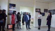 Եղեգնաձորի պատկերասրահում  տեղի ունեցավ Հեղափոխության դեմքերն ու դեպքերը  խորագիրը կրող ցուցահանդեսի հանդիսավոր բացումը