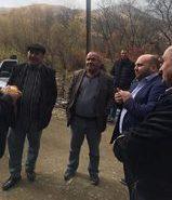 ՀՀ Վայոց ձորի մարզպետ Տրդատ Սարգսյանն աշխատանքային այցով եղել է Զառիթափ համայնքում