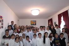 Ինտեգրատիվ համերգ Եղեգնաձորի երաժշտական դպրոցում