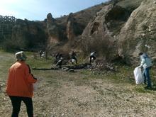 Մաքրման աշխատանքներ Արենի համայքի բնակավայրերում