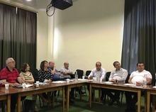 Համայնքների տնտեսական պատասխանատուների աշխատաժողով Եղեգիս համայնքում