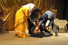 Գորիսի Վաղարշ Վաղարշյանի անվան դրամատիկական թատրոնը` Վայոց ձորում