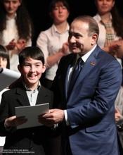 Վայոցձորցի դպրոցականները` ասմունքի հանրապետական մանկապատանեկան 5-րդ մրցույթ-փառատոնում