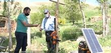 Վայոց ձորում էլկտրական նոր ցանկապատերը կպաշտպանեն համայնքները վայրի կենդանիներից