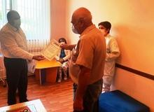 <Ջերմուկի առողջության կենտրոն> ՓԲԸ-ի 3 աշխատակիցներ պարգևատրվել են  ՀՀ Վայոց ձորի մարզպետի պատվոգրով