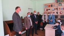 Երևանում <Մոսկվայի տուն> մոսկովյան մշակութագործարարական կենտրոնը և ՀՀ Վայոց ձորի մարզը շարունակում են զարգացնել համագործակցությունը