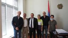 Անվանի ֆրանսիացի բժիշկների այցը Վայոց ձորի մարզ