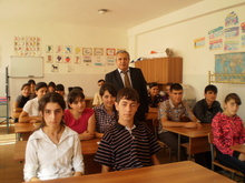 Բաց դաս`  նվիրված ՀՀ անկախության հռչակման 20-ամյակին